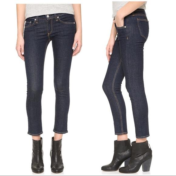Rag & Bone Capri Jeans Size 26 in Heritage